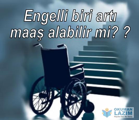 Engelli maasları