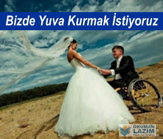 engellilerin evlilik sorunu