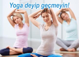 yoga yapalım